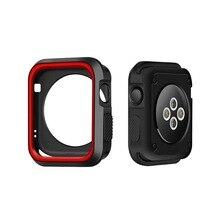 FOLOME Apple Watch Frame Soft Scratch-resistant Flexible Case Slim