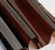 Window Tint Film Solar Control Wiondow With Sun Shield Insulation Films Stickers tow side Coppery (Tan) color