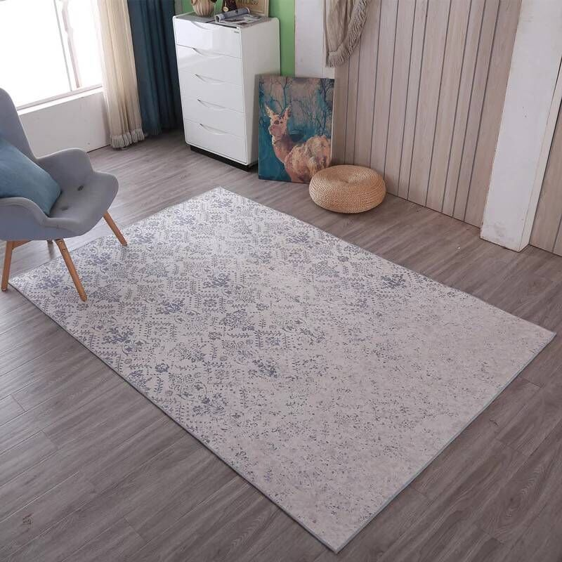 Shabby Chic European Vintage Carpet