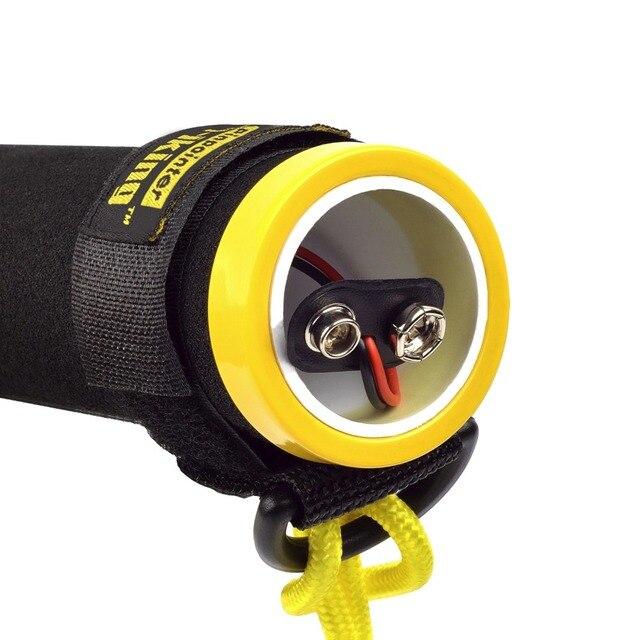 Pi-iking 750 30m Targeting Pinpointer Pulse Induction (PI) Underwater Metal Detector Waterproof Vibrator 4