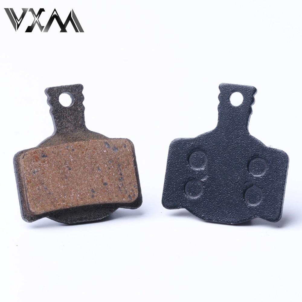 VXM 2 Pair Bicycle Hydraulic Disc brake Pads For MTB Bike Magura MT2 MT4 MT6 MT8 Organic Cycling Resin brake pads Bicycle Parts