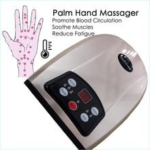 Elektryczny akupresura dłoni urządzenie do masażu dłoni wybielanie dłoni ujędrniający aparat do masażu kobiety pielęgnacja urody mistrz