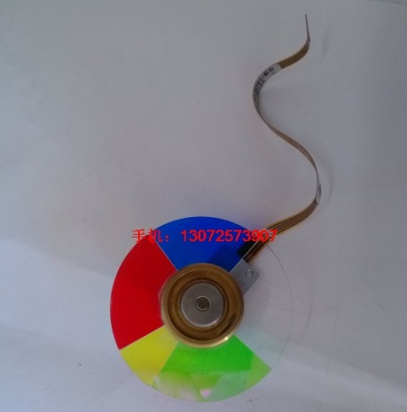 NEW Original Projector Color Wheel for Vivitek 1180HD Projector Color Wheel new original projector color wheel for vivitek d929tx projector color wheel