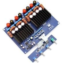 TAS5630 2.1 1200W DC48V Class D High-Power Home Aduio Digital Amplifier Board YJ Completed board AMP Assembled hot sale amp machine tas5630 d class bluetooth amplifier digital power