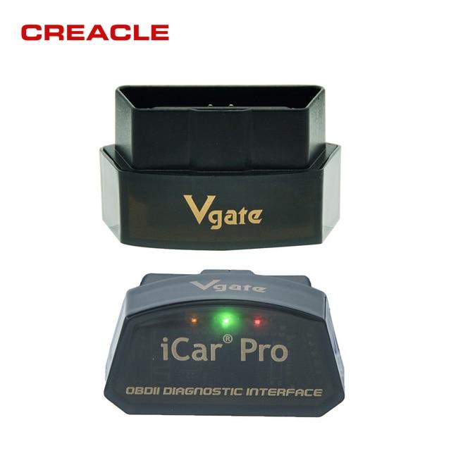 vgate icar pro obd code reader 100 original bluetooth. Black Bedroom Furniture Sets. Home Design Ideas