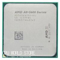 AMD A-Series APU X4 A8-5600K A8 5600K 3.6GHZ 32NM 100W Socket FM2 Quad-Core CPU Processor