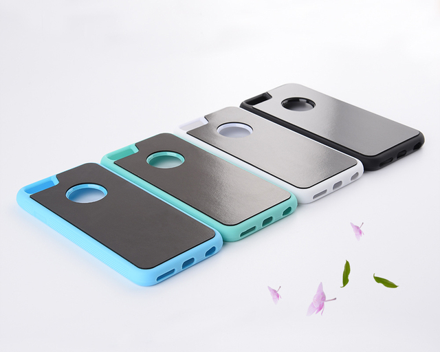 Anti Gravity Phone Bag Case For iPhone X 8 7 6S Plus