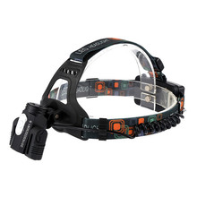 High Quality 15000Lm Cree 3x T6 LED Rechargeable 18650 Headlamp Headlight Head Torch