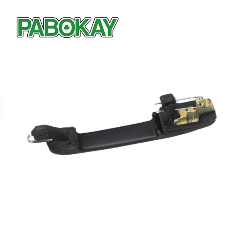 NEW REAR DOOR HANDLE LEFT OR RIGHT FOR ALL VW GOLF MK3 + VENTO 1H4839205 1H4837205A 1H0839205B