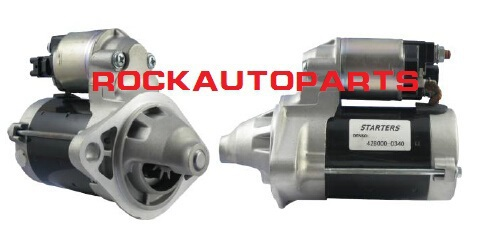 New 12v Starter Motor For Toyota Corolla Matrix 1 8l Pontlac Vibe 428000 1310 28100 22090 4280001310 2810022090 In Starters From Automobiles