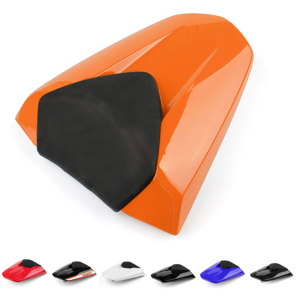 Areyourshop Motor ABS Plastic Rear Seat Cover Cowl For Honda CBR500R CBR 500R 12-15 New Arrival Motorbike Accessories Styling