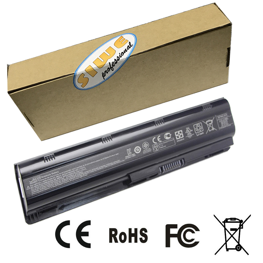 Batterie d'origine ForHP Pavilion G4 G6 CQ42 CQ32 G56 CQ62 G42 CQ43 G32 DV6 DM4 MU06 MU09 593553-001 livraison gratuite