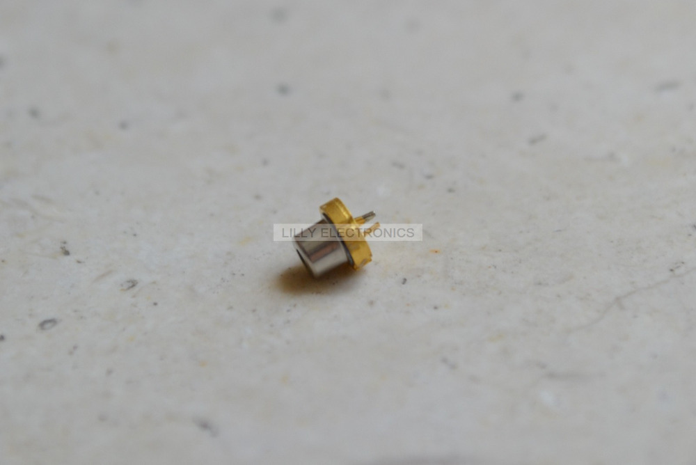 405nm 200mw 3.8mm TO38 CW Violet/Blue Laser Diode LD NDV4542 NICHIA Used
