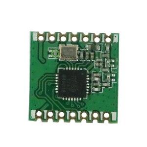 Image 1 - 5 pieces. RFM69CW Radio Module HopeRF 433 MHz Wireless Transceiver with RFM12B Compatibility