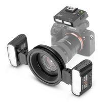 Mcoplus MK MT24 Macro Twin Lite Flash for Sony A7 A7R A7S A7II A7RII A5000 A5100 NEX6 NEX7 NEX3 NEX5 A6000 A6300 A6500 Cameras