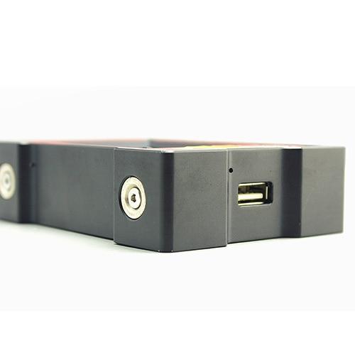 DMI820-30 высокоточные цифровые уклонометры Двухосная горизонтальная линейка цифровой измеритель уровня Высокое разрешение уклонометр