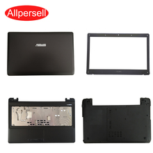 מחשב נייד מקרה עבור Asus K52 K52D K52F K52J K52N K52JB K52JK למעלה כיסוי/palmrest מקרה/תחתון פגז/ כונן קשיח כיסוי/מסך מסגרת