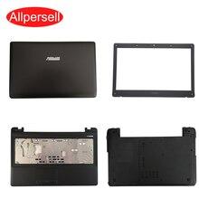 جراب إيسوز K52 K52D K52F K52J K52N K52JB K52JK غطاء علوي/حافظة بالمريست/غطاء سفلي/غطاء القرص الصلب/إطار الشاشة
