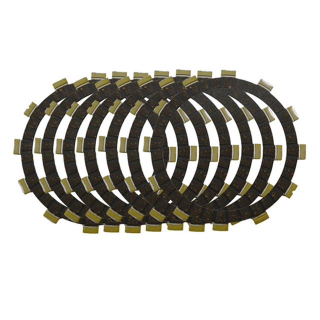 Motorcycle Engine Parts Clutch Friction Plates Kit For Suzuki Lt250s