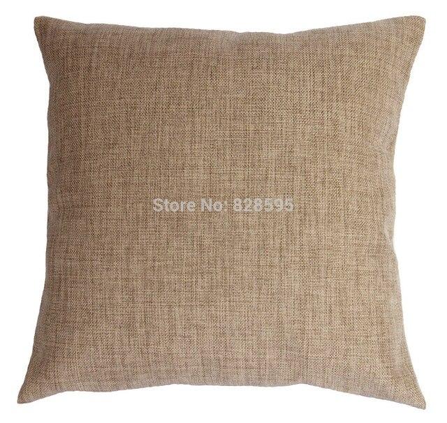 En01 21 X Inch 54 54cm Linen Cotton Cushion Cover