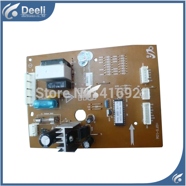 95% new Original good working for refrigerator original motherboard bcd-200njv bcd-220njv series on sale lenovo b5130 [80lk00lfrk] black 15 6 hd cel n3060 2gb 500gb dos