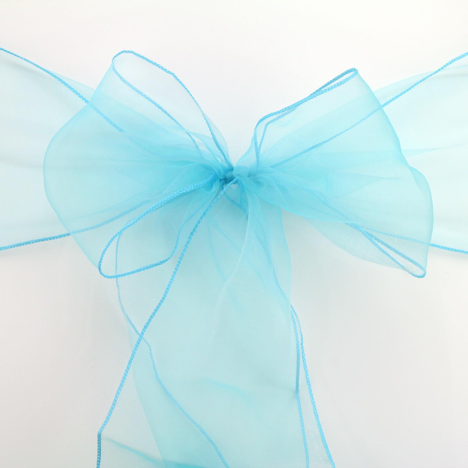line Get Cheap Turquoise Organza Chair Sashes Aliexpress