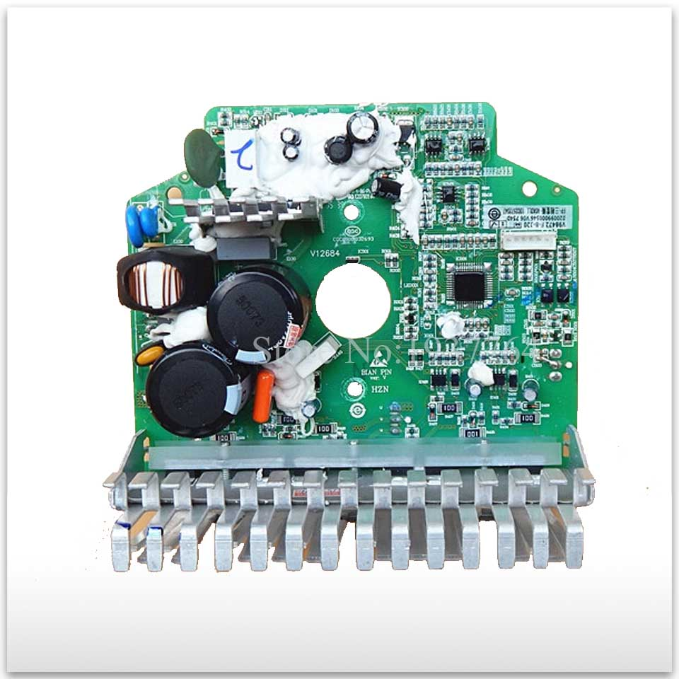 95% new Original used for washing machine computer board 020099000546 0024000133C frequency conversion board good working 95% new original good working for sanyo washing machine computer board xqg75 f1129w motherboard 1set