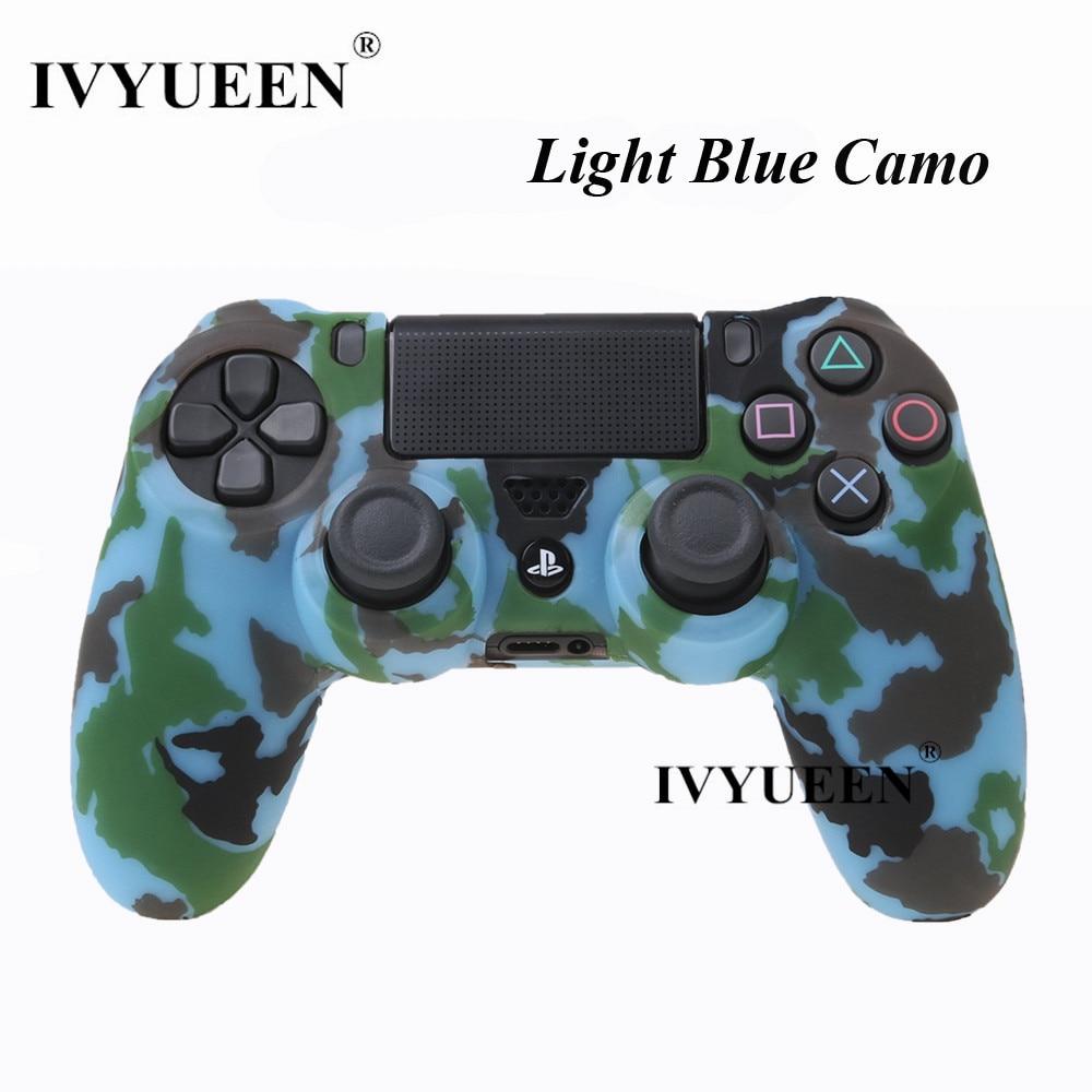 S Light Blue camo