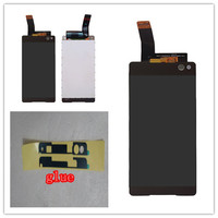 6 0 Inch Black White For Sony Xperia C5 Ultra E5506 E5533 E5563 LCD Display Toush
