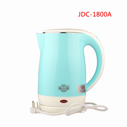 JDC-1800A Split Style Stainless Steel Quick Heating water Kettles Auto power off Electric kettle teapot boiler 1.8L  1500W