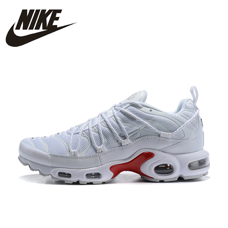 Nike AIR MAX PLUS JUSTDONC TRAINERLLUS CHAMPAGNE PAPI Running Shoes for Men Sneakers Sport Outdoor