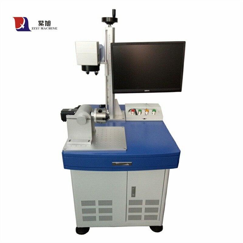 Imprimante Laser de fibre de Logo de fer bon marché pour le métal