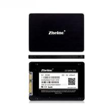 Zheino S1 2.5 Inch SSD SATA SATA2 SATA3 32GB 64GB 128GB 256GB Internal Solid Disk Drives MLC NOT TLC For PC Laptop Desktop