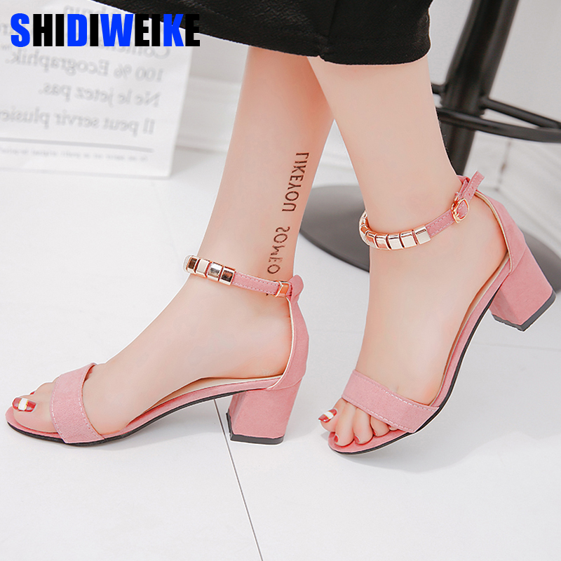 metal String Bead Summer Women Sandals Open Toe shoes ...