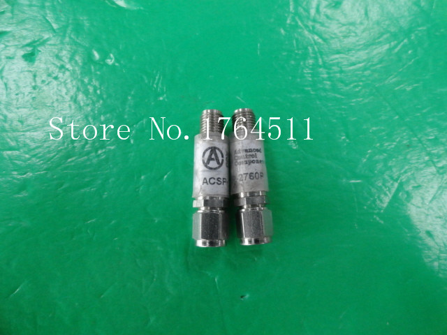 [BELLA] RF Coaxial Detector Advanced ACSP-2760P 2-12.4GHZ SMA