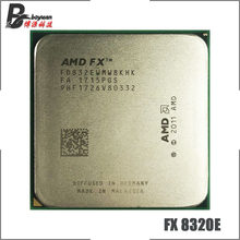 AMD FX-Series FX-8320E FX 8320E FX 8320 E Eight-Core Eight-Thread CPU Processor 95W L2=8m L3=8M FD832EWMW8KHK Socket AM3+(China)