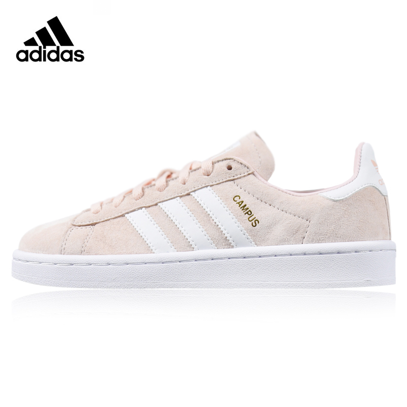 цена Original New Arrival Authentic Adidas Campus W Women's Authentic Running Shoes Breathable Outdoor Lifestyle Shoes Good Quality