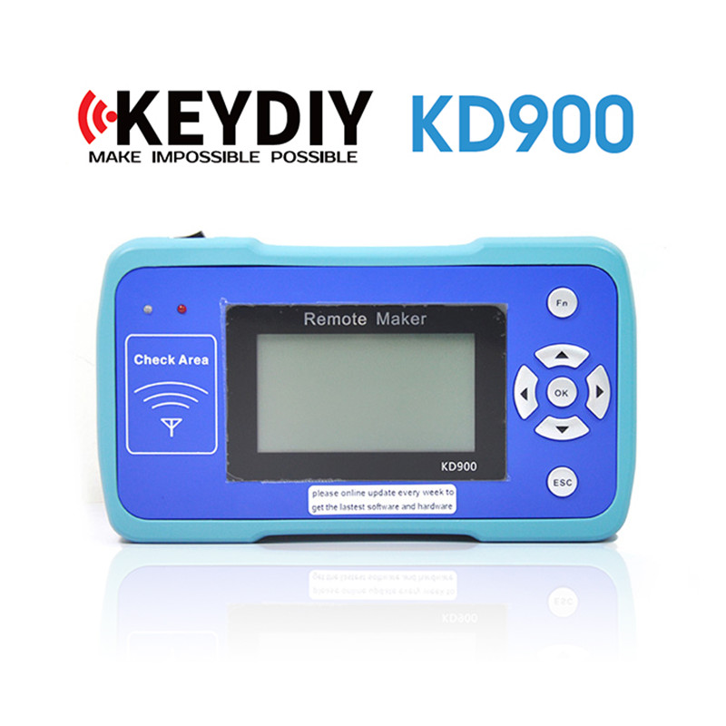 Lastest KD900 Remote Maker the Best Tool for Remote Control World Update Online,Auto Key Programmer