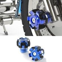 1 шт. передняя ось мотоцикла крышка амортизатор вилка сопротивление чашки для Honda Yamaha Suzuki Универсальный Авто