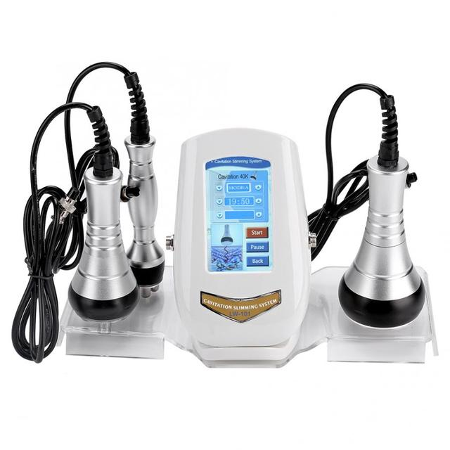 Вакуумная Лазерная радиочастота RF 40K Cavi Lipo для похудения, ультразвуковая липосакция, кавитационная машина для спа, 2019