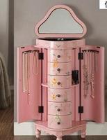 The bedroom dresser. Multi function. Flip the dressing table