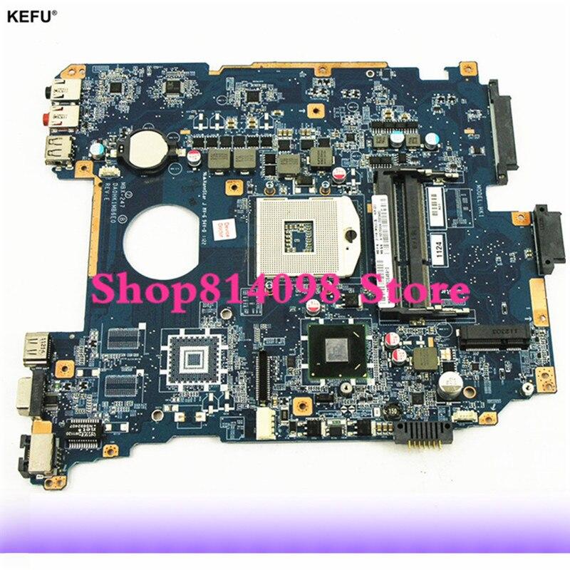 все цены на original For Sony VPCEH MBX-247 Laptop motherboard MBX 247 Main board DA0HK1MB6E0 REV:E 100% Tested Good working онлайн
