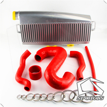 Hot Sell HP Top Mount Intercooler Kit Fits  For S*ubaru WR*X/S*TI 02-07
