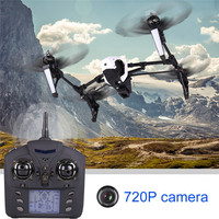 WLtoys Q333 C Remote Control Helicopter Quadcopter With 720P Camera 2 4G 4CH 6 Axis Gyro