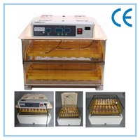Fast Ship From DE Cheap Chicken Egg Incubator Automatic Poultry 96 Eggs Brooder Hatcher Machine
