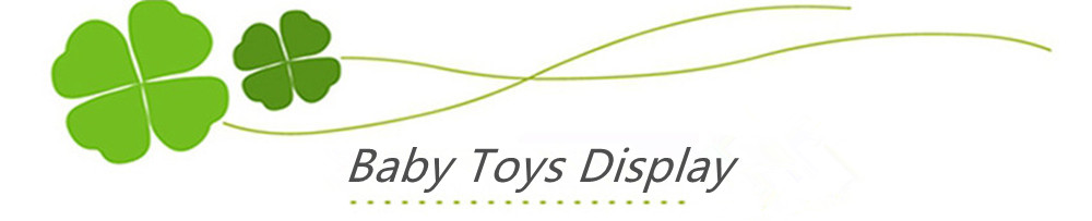 baby toys display