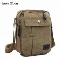 Charm Canvas Bags 2015 Men S Travel Bag Canvas Men Messenger Bag Brand Mini Size Men