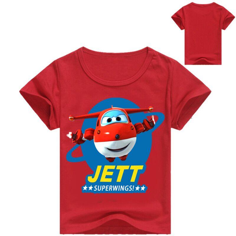 Super Wings Boys Jett Sweater Jumper
