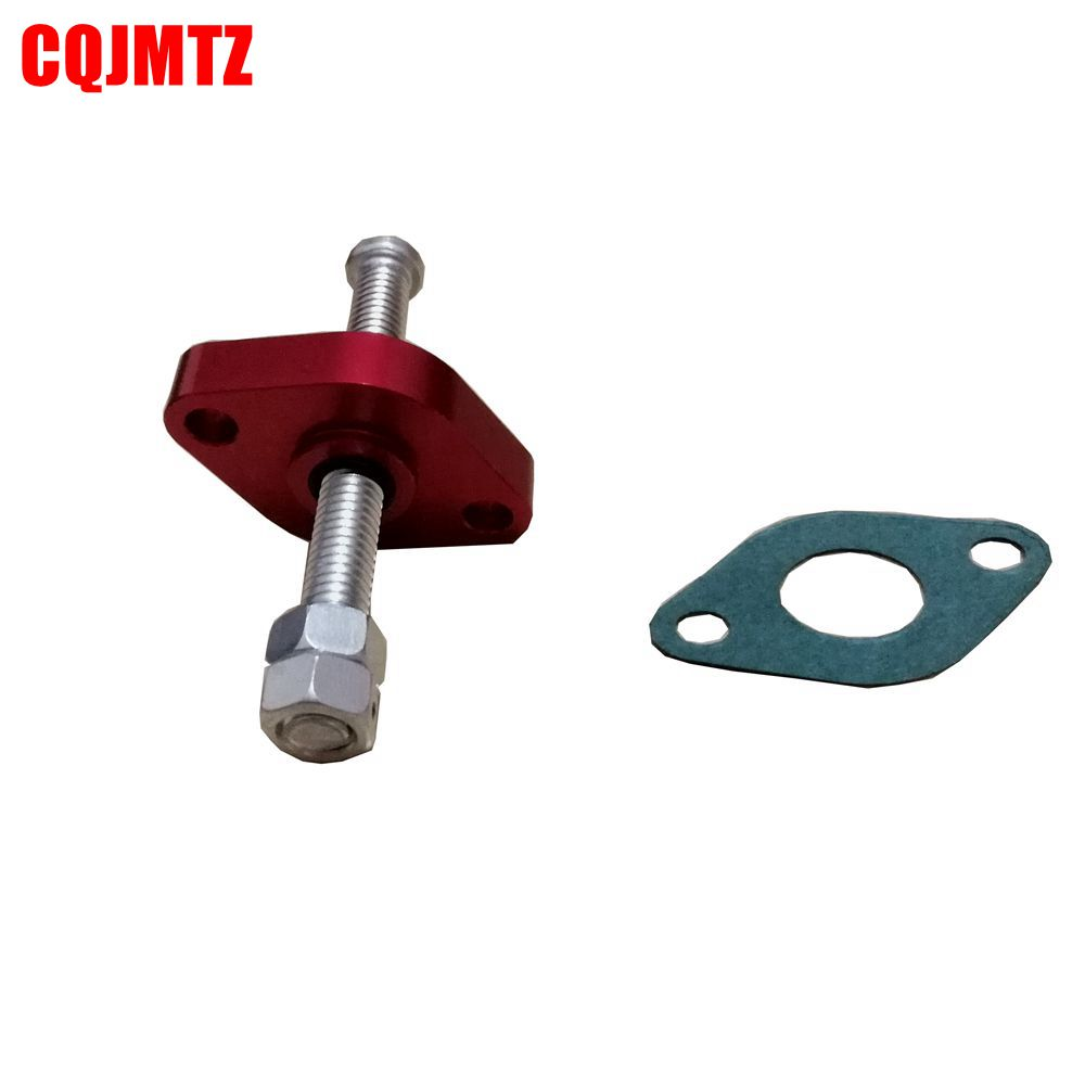 Anodized Red Billet Manual Cam Chain Tensioner For YAMAHA 2001 2005 Raptor  660 & YAMAHA 2006 2010 Raptor 700-in Crankshafts from Automobiles &  Motorcycles ...