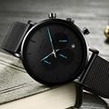 LIGE Официальный магазин Топ бренд класса люкс новые мужские модные часы 2019 водонепроницаемые наручные часы повседневные кварцевые часы reloj ...